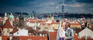 Wedding in Prague photo 2013