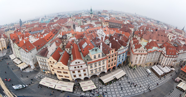 Professional photography in Prague