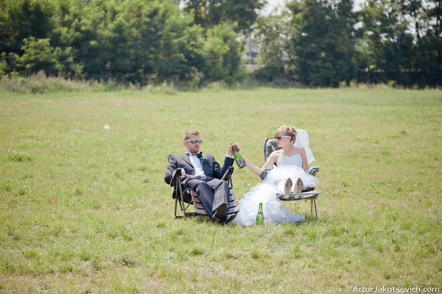 Wedding photographer in Belarus