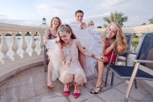 wedding photoset for bride