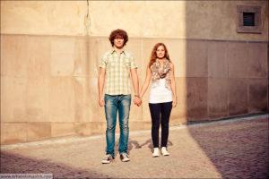 Love Story in Prague