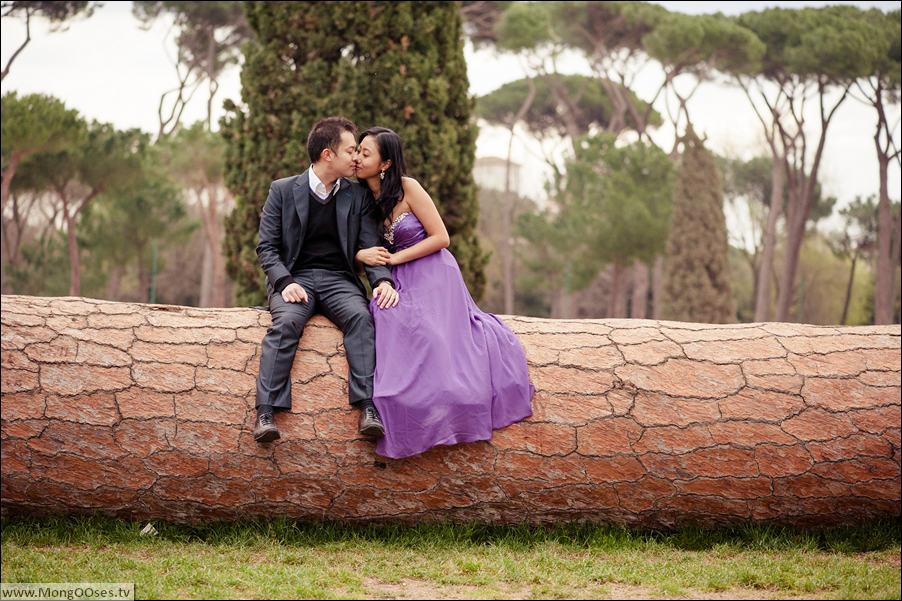 Honeymoon in Italy photography