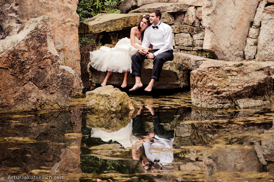 Beautiful wedding photography Honeymoon in Prague, Julia& Slawomir post wedding photography