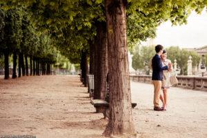 pre wedding photographer in Paris