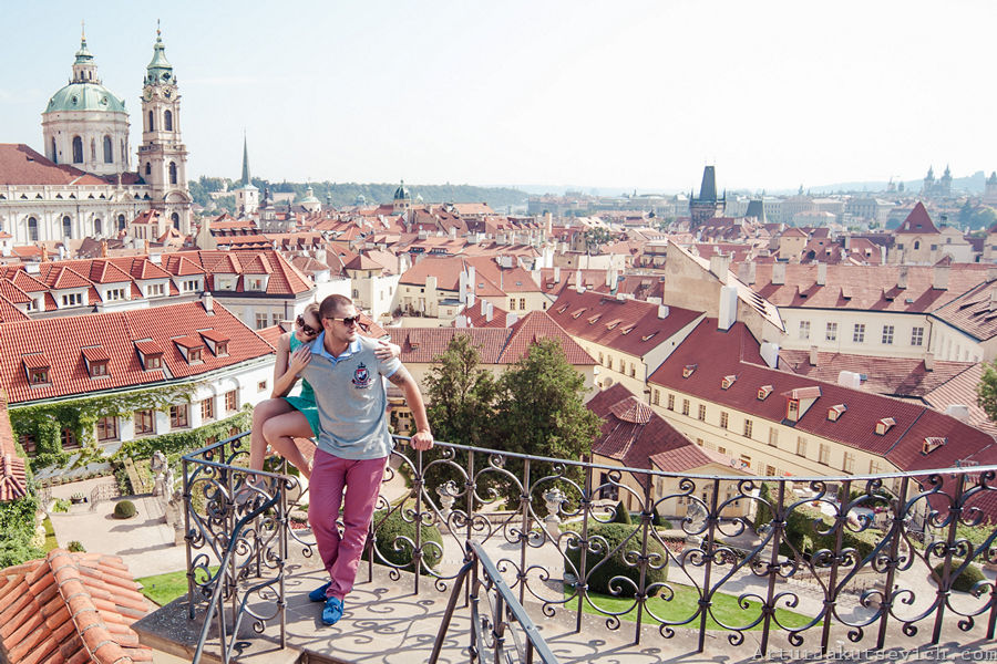 Best locations in Prague