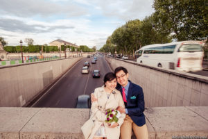 wedding photographer in Paris - Artur Jakutsevich