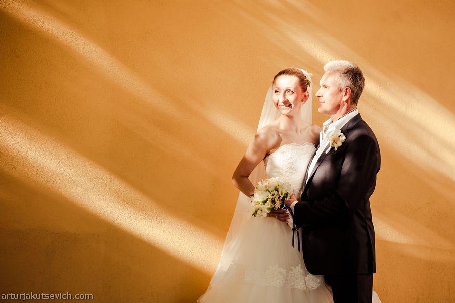 Luxury wedding photography in Prague