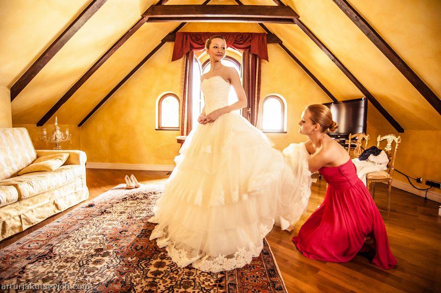 Luxury wedding in Prague