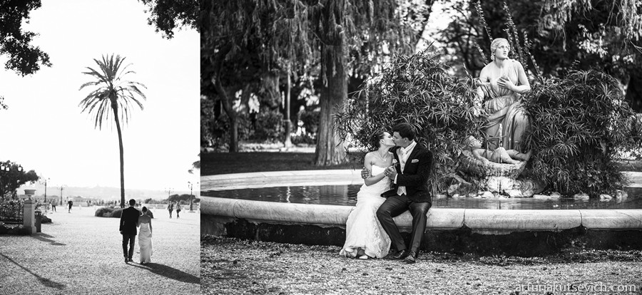 Wedding photographer in Italy Artur Jakutsevich
