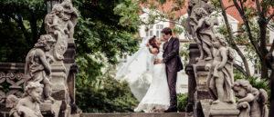 Wedding photographer in Prague Czech Republic
