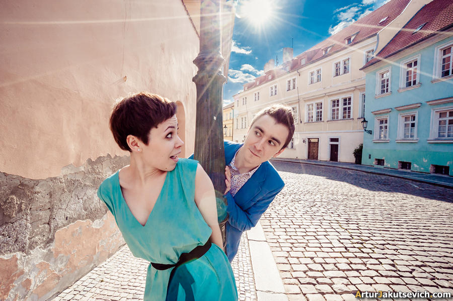 Wedding photographer Artur Jakutsevich in Prague