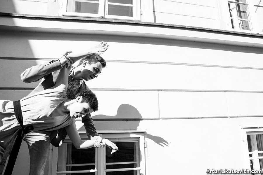 Amazing Prague engagement photos