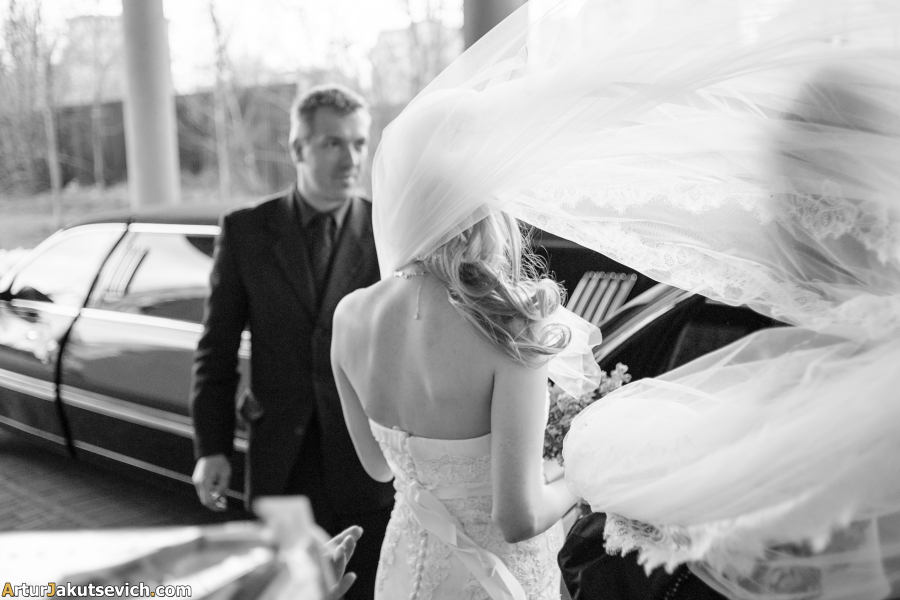 Wedding in Prague — Liza & Denis & ???