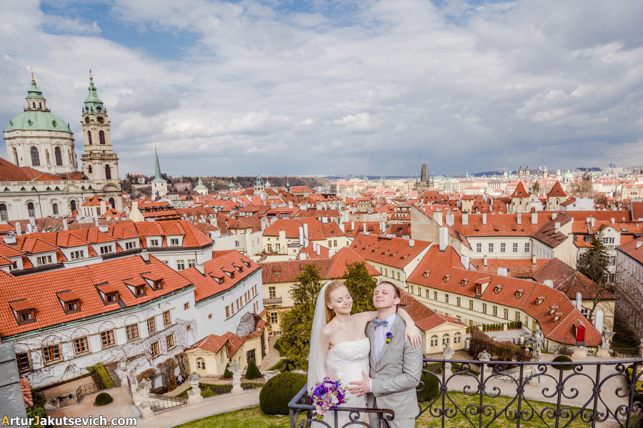 Get married in Prague