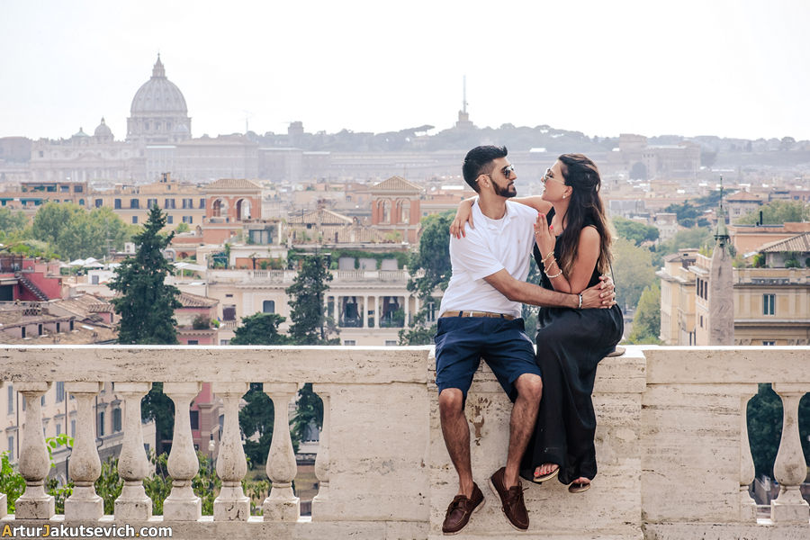 Image result for couple in rome