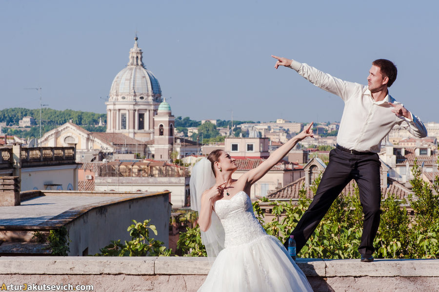 Spanish Steps photo