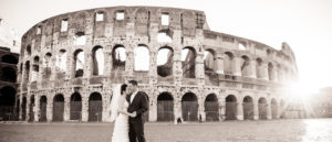 Honeymoon in Rome photos