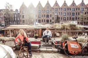 Photographer in Amsterdam