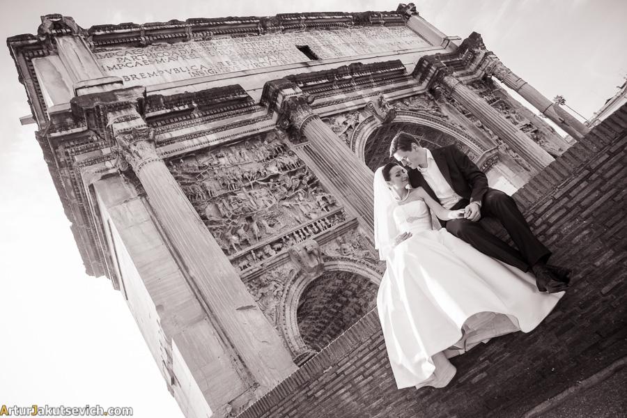 Rome Arch