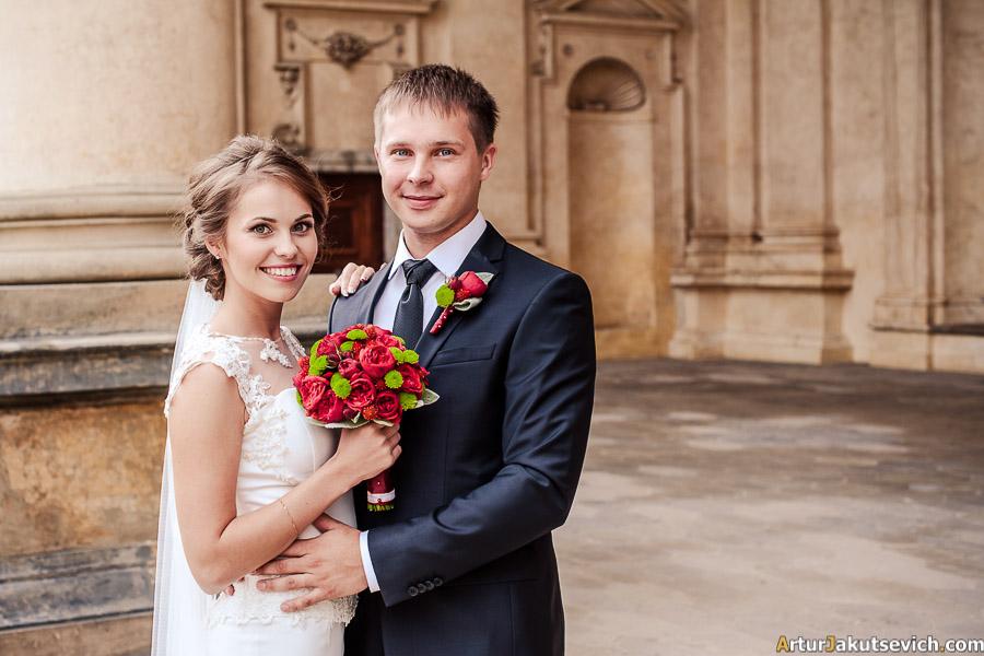 Wedding in September photo