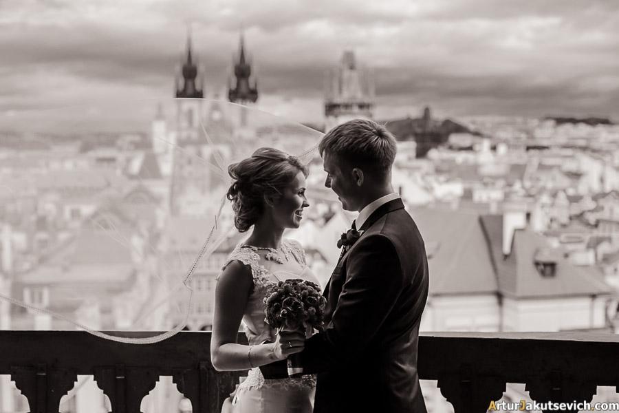 Get married in Prague