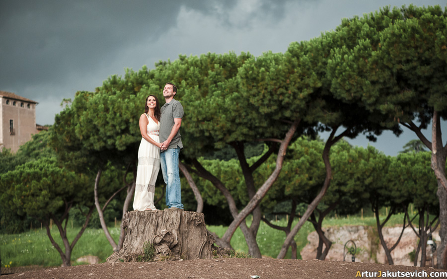 Artur Jakutsevich wedding photographer in Italy
