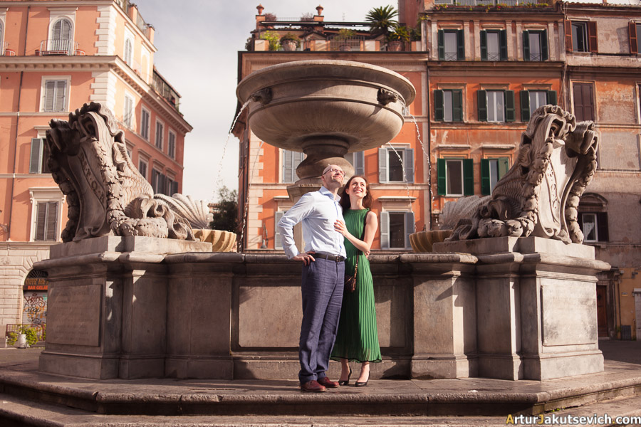 How to find a good photographer in Rome