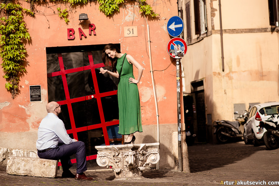 Trastevere photo