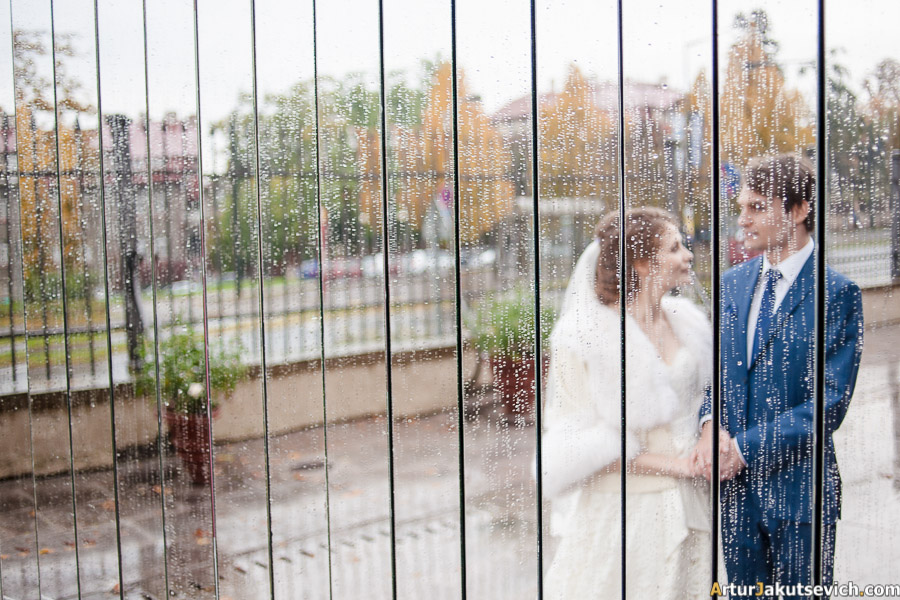 Destination wedding in Autumn