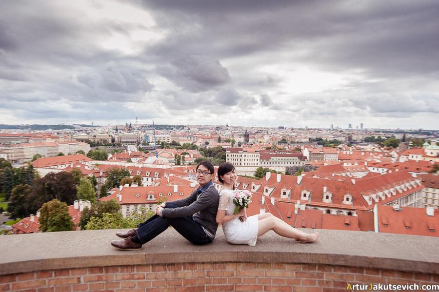 Praha fotografer