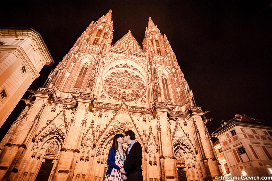 St Vitus Praha