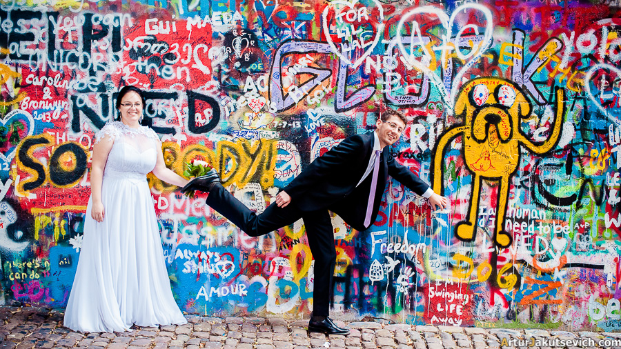 Wedding photography in Czech Republic Prague