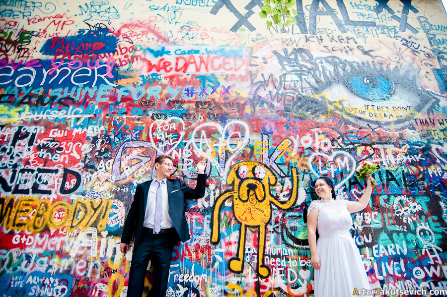 Lennon Wall photo