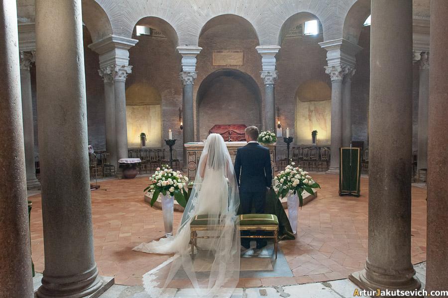 Mausoleo di Santa Costanza matrimoni