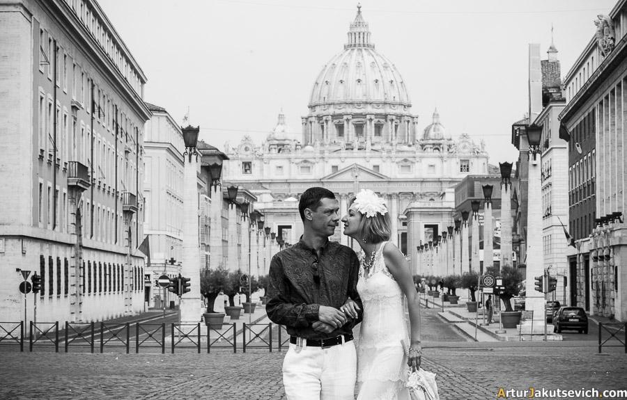 Rome Vatican photo