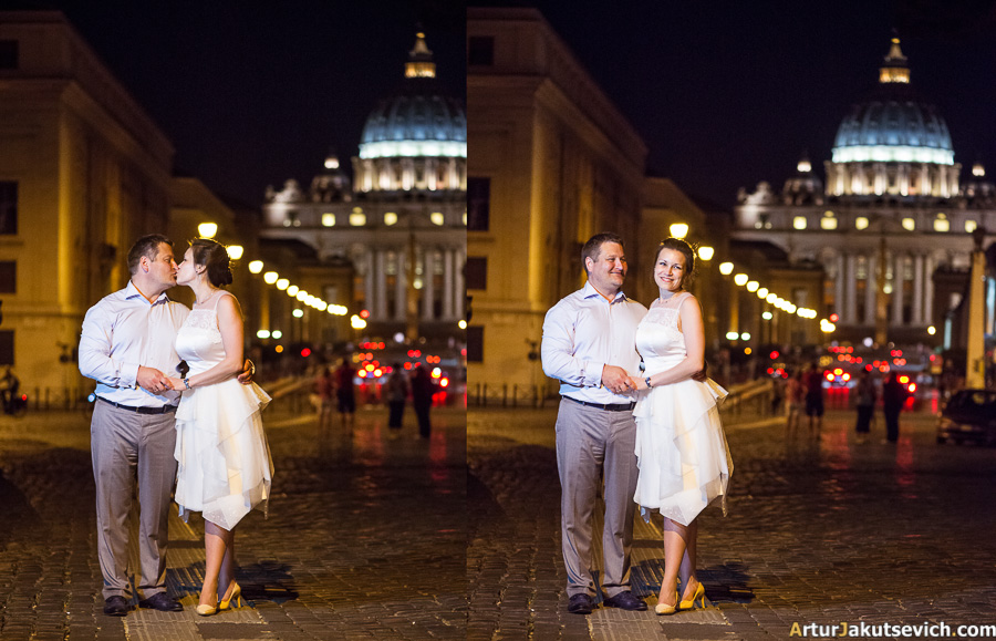 Vatican wedding