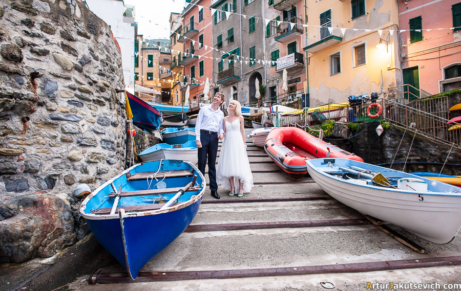 Riomaggiore wedding photos CinqueTerre