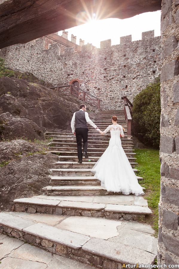 Wedding in Italian Castle