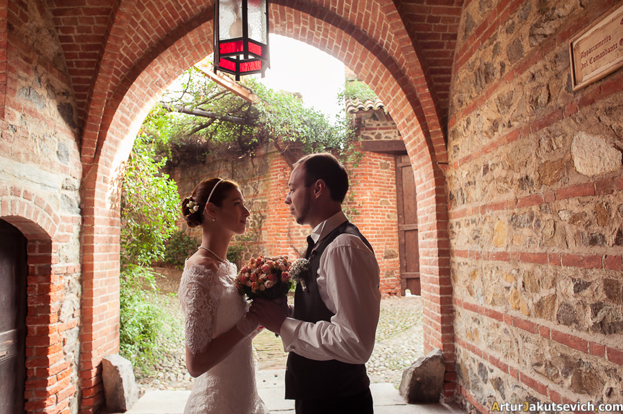 Get married in Italian castle