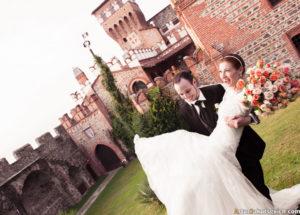 Wedding in Castello di Pavone