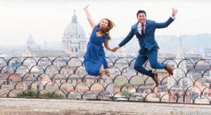wedding photoshoot Rome january 2015