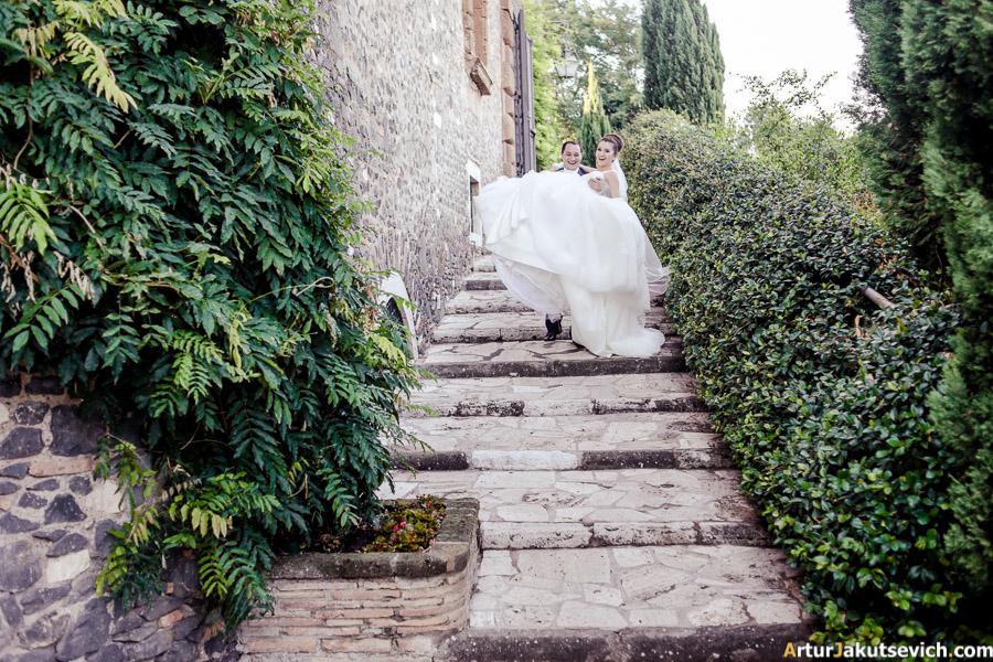 Wedding in Castello Della Castelluccia