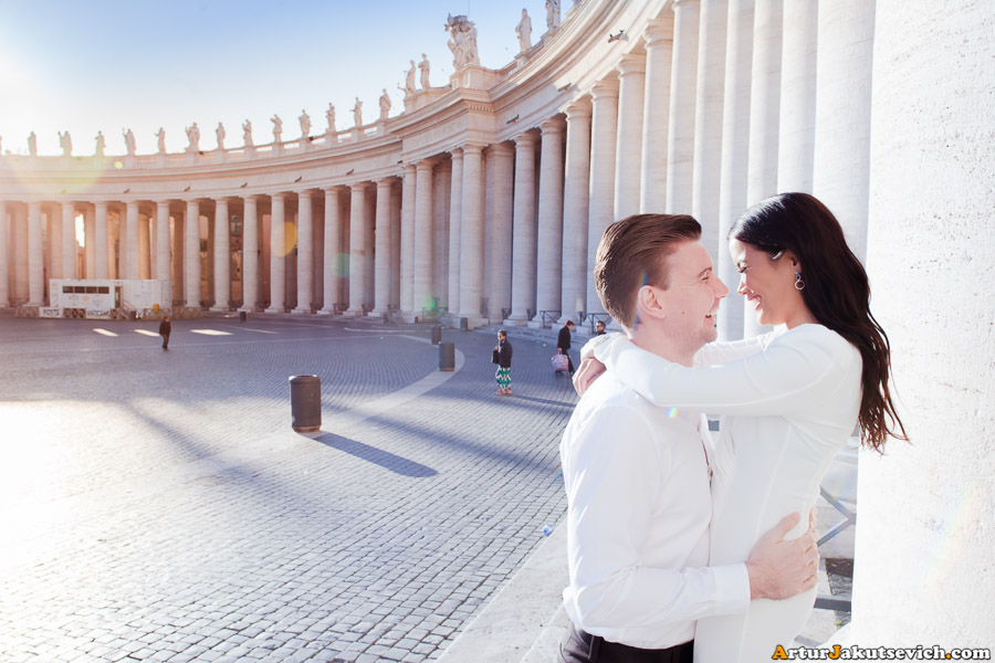 Vatican engagement