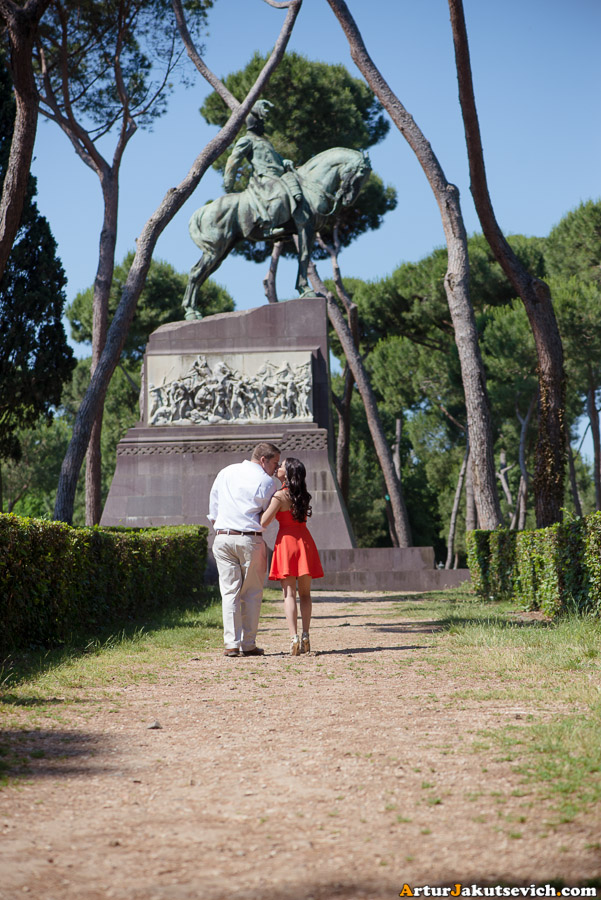 Where to take photos in Rome