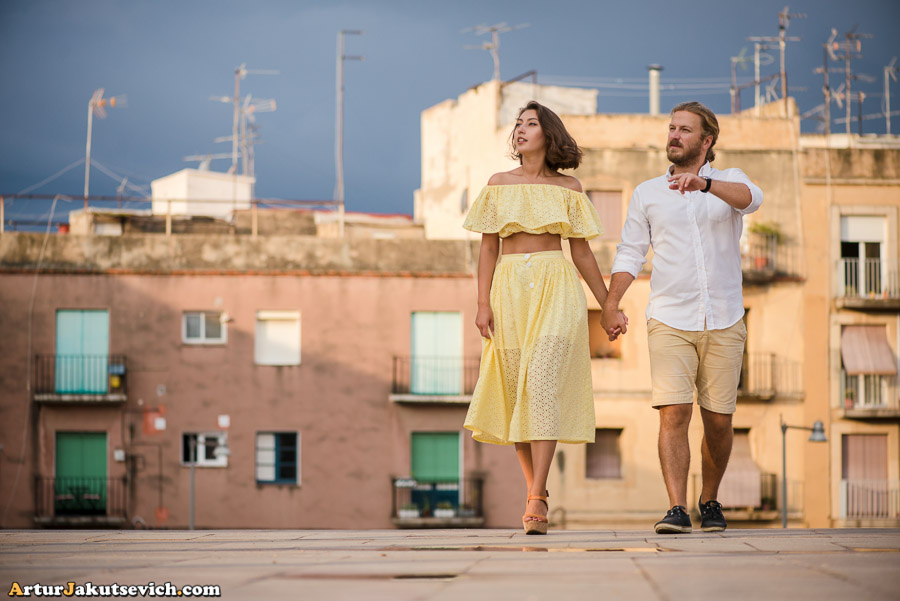 Professional photographer in Tarragona