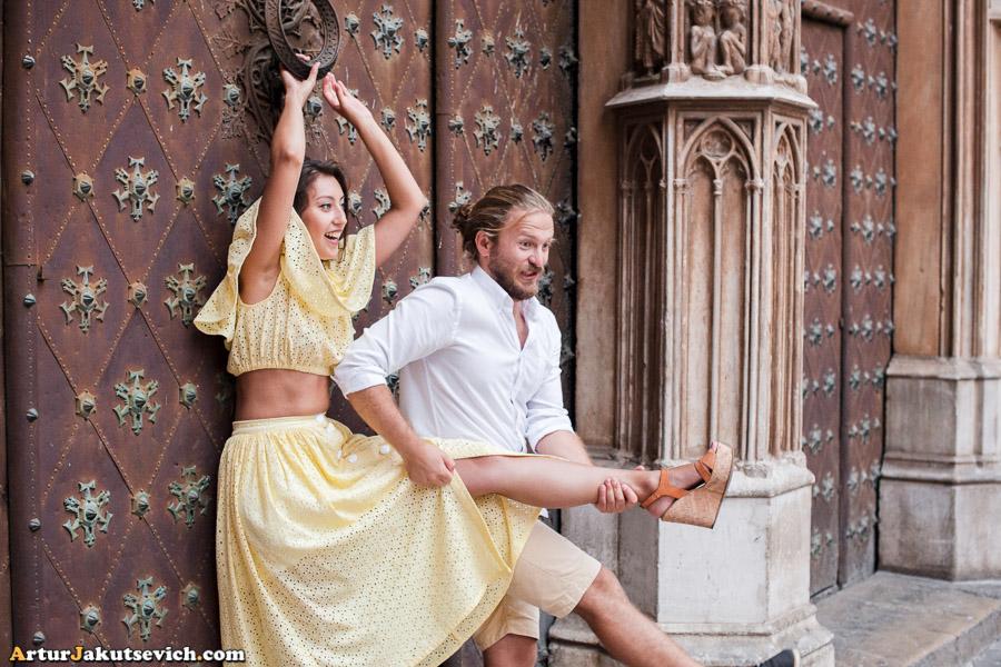 Love Story in Spain
