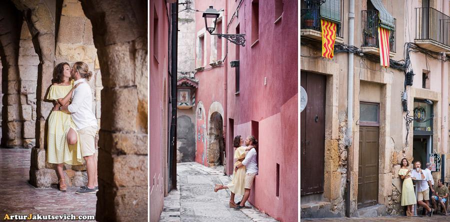 Love Story in Tarragona