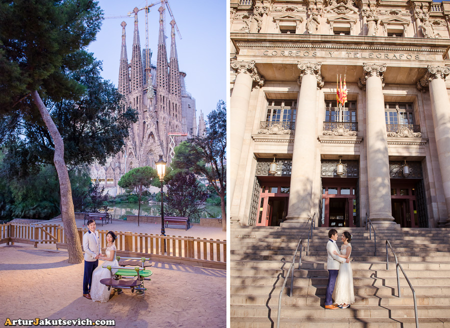 English speaking photographer in Barcelona