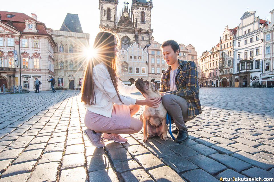 English speaking photographer in Prague