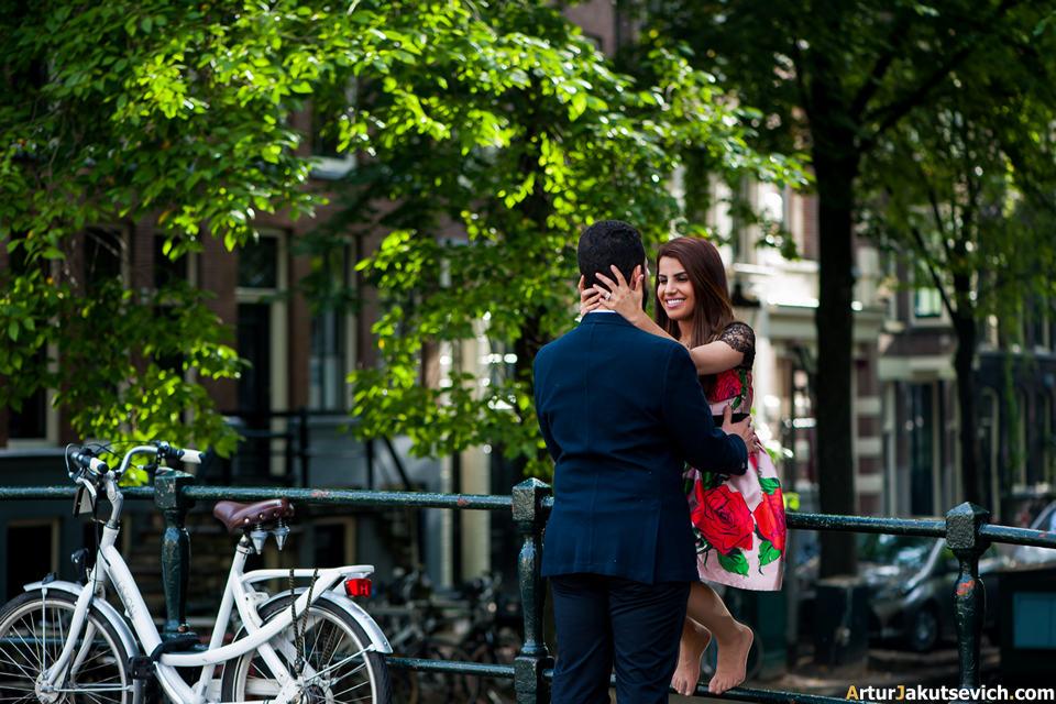Amsterdam love story